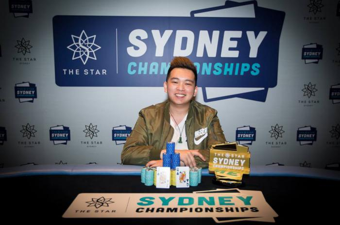 Henry Tran - Photo Star Poker