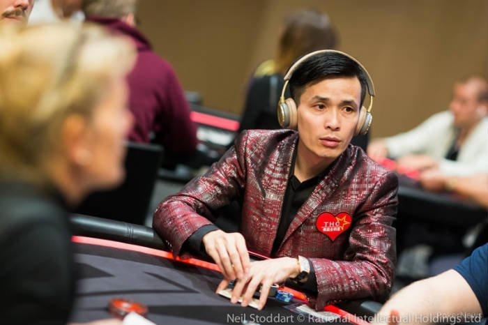 Quan Zhou - Photo PokerStars