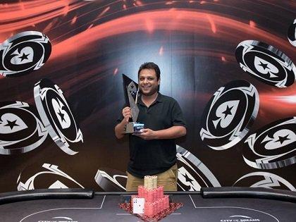 Top winners of the PokerStars Festival Manila