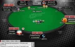 PokerStars MTT 420