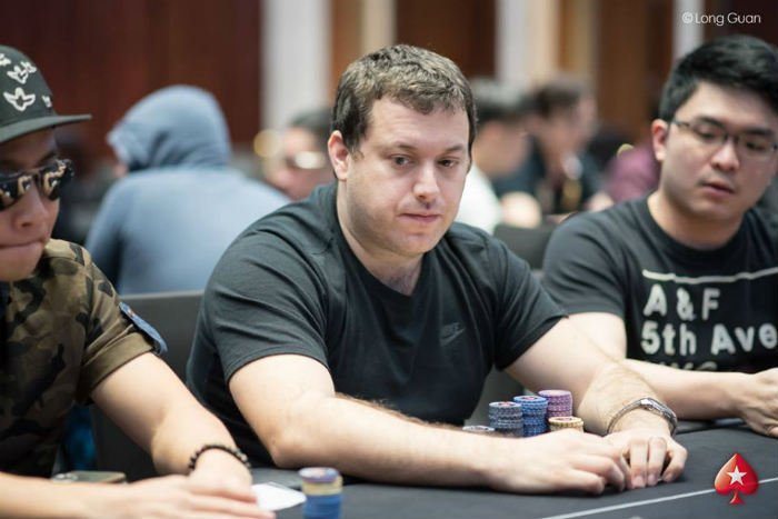 Sam Razavi - Photo Long Guan , Courtesy of PokerStars