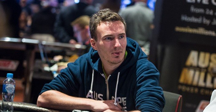 Steffen Sontheimer - Photo PokerNews.com