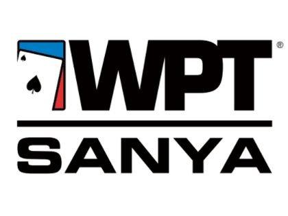 WPT Sanya Schedule