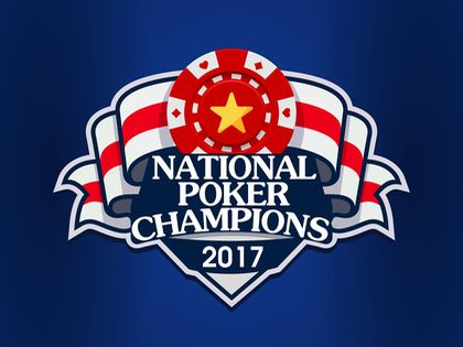 National Poker Champions 2017 Schedule