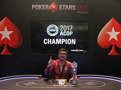 2017 ACOP Early highlights: First Spadie for the Philippines; Sparrow Cheung crosses the million mark
