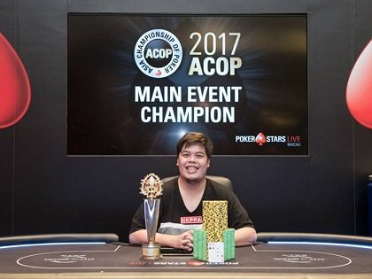 Alan Lau grabs ACOP Main Event title and becomes first-ever two-time APOY champion