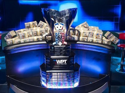 Tight races ongoing at the first WPT Asia Pacific POY and India POY