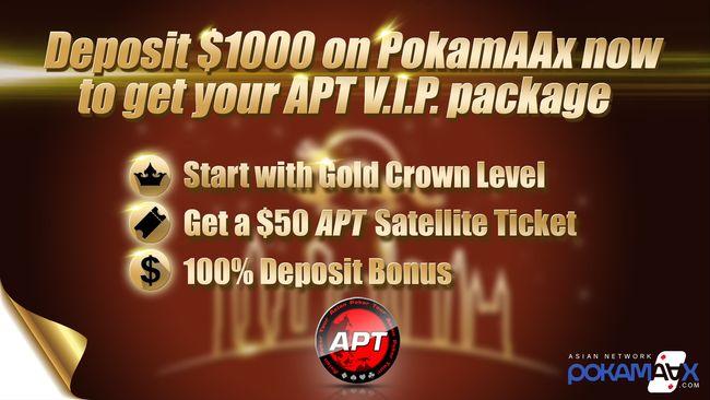 APT VIP PokamAAx