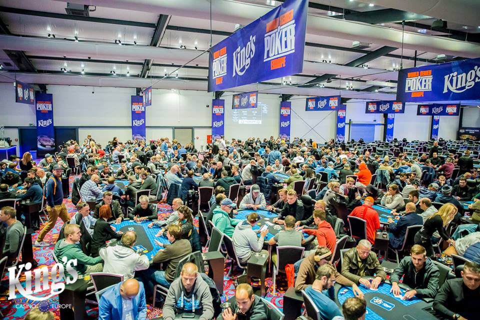 King's Casino sets to host massive WSOPE festival