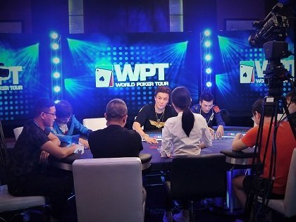 WPT Sanya - Day 3 Live Updates