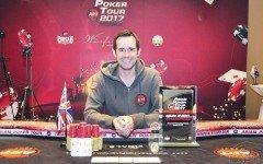 Main Event Champion Neil Raine420 240x150