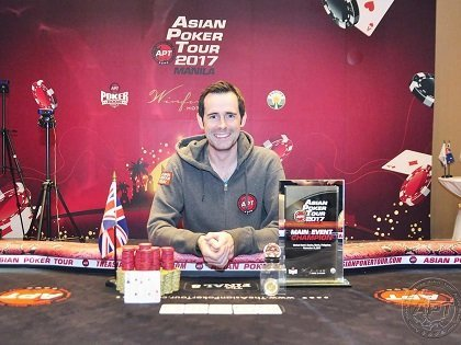 A slew of first time champions at the APT Manila 2017; Anthony Abram wins Player of the Series