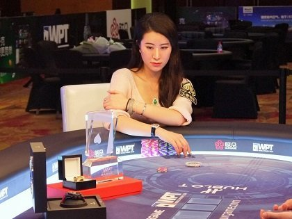 Vanessa Zhang comes up short anew in Hublot Elite High-Roller event