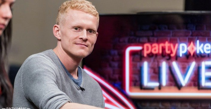 Preben Stokkan - Photo partypoker
