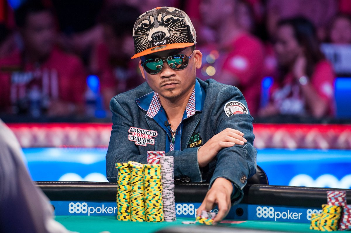 Qui Nguyen - Photo Jayne Furman - Courtesy WSOP