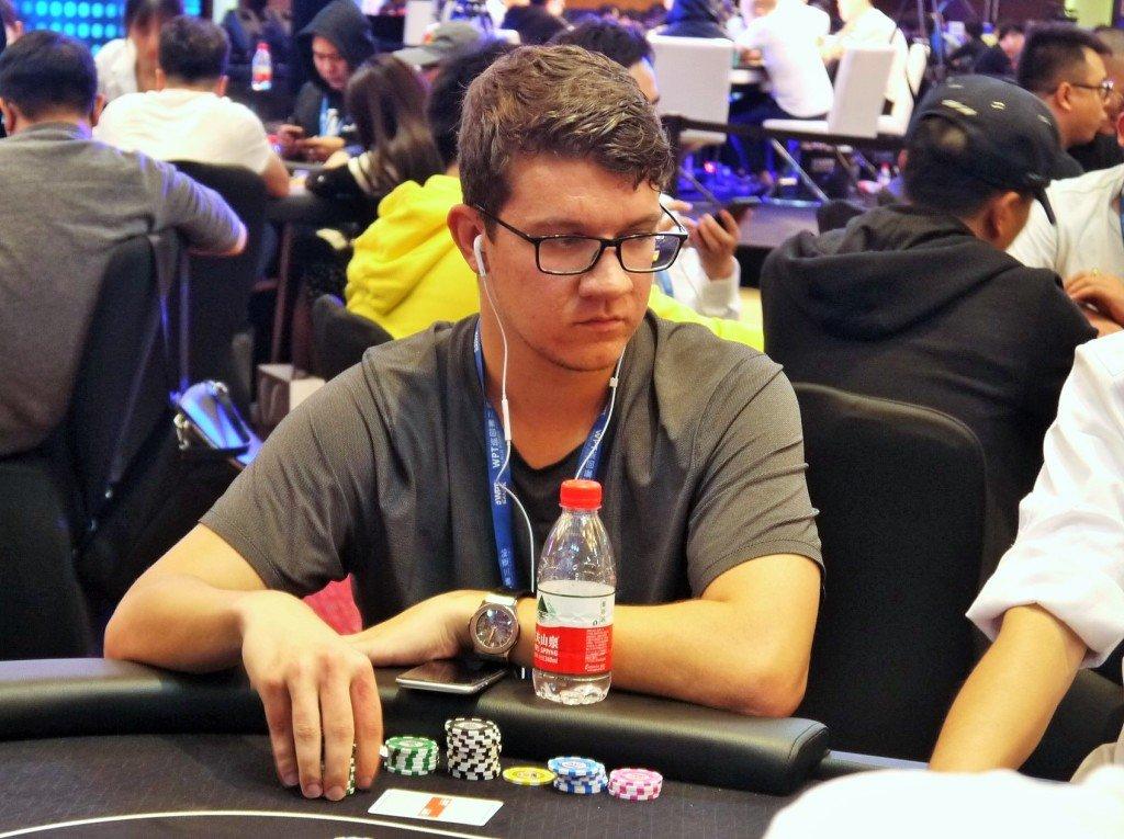 Daniel Weiman - WPT Sanya