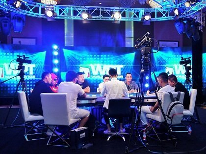 WPT Sanya Day 1B Recap: International players join, 169 advance to Day 2
