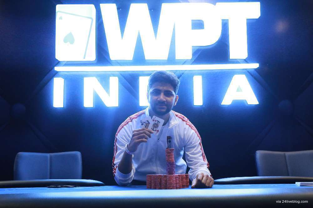 Rajnish Kumar - Photo onlinepokernews.in