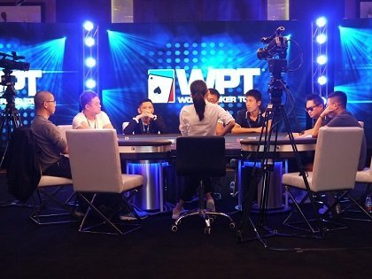 WPT Sanya - Day 1A Live coverage