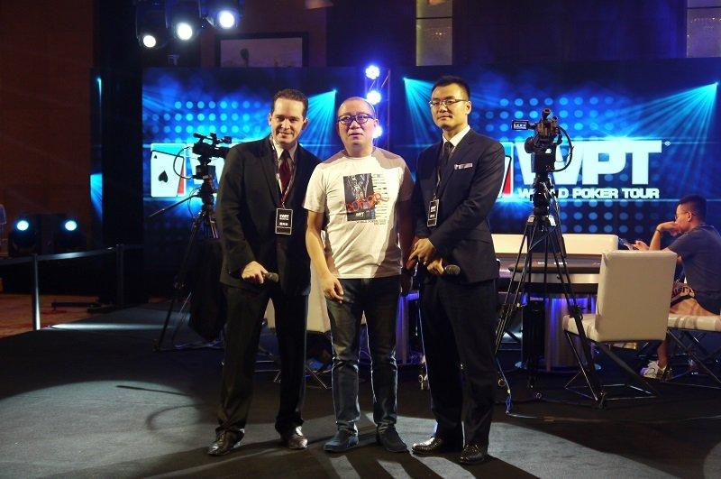 Justin Hammer, Michael Zheng & Eric Yang