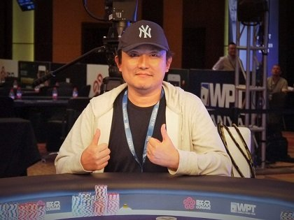 WPT Sanya Day 3 Recap: 20 players left, Li Yuguang in hunt for first WPT title