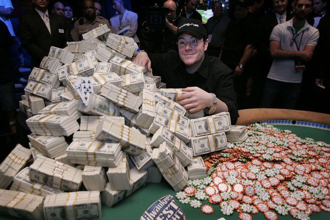 Jamie Gold - Photo WSOP