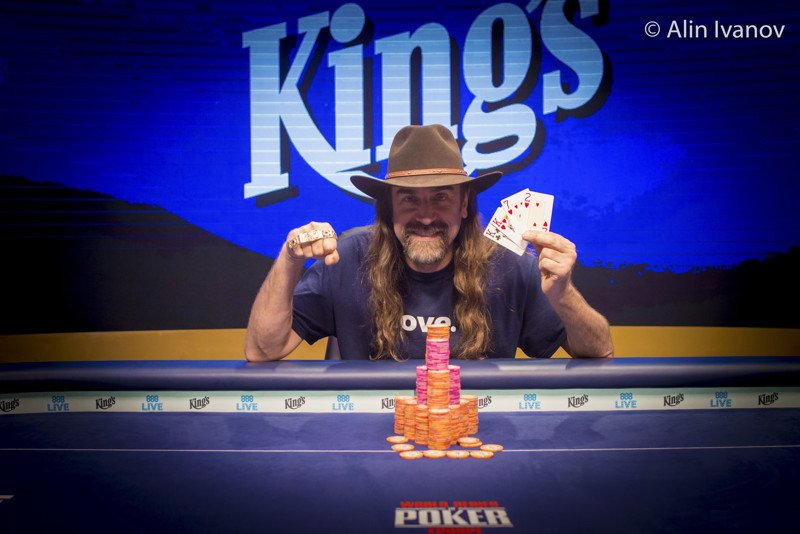 Chris Ferguson - Photo WSOP