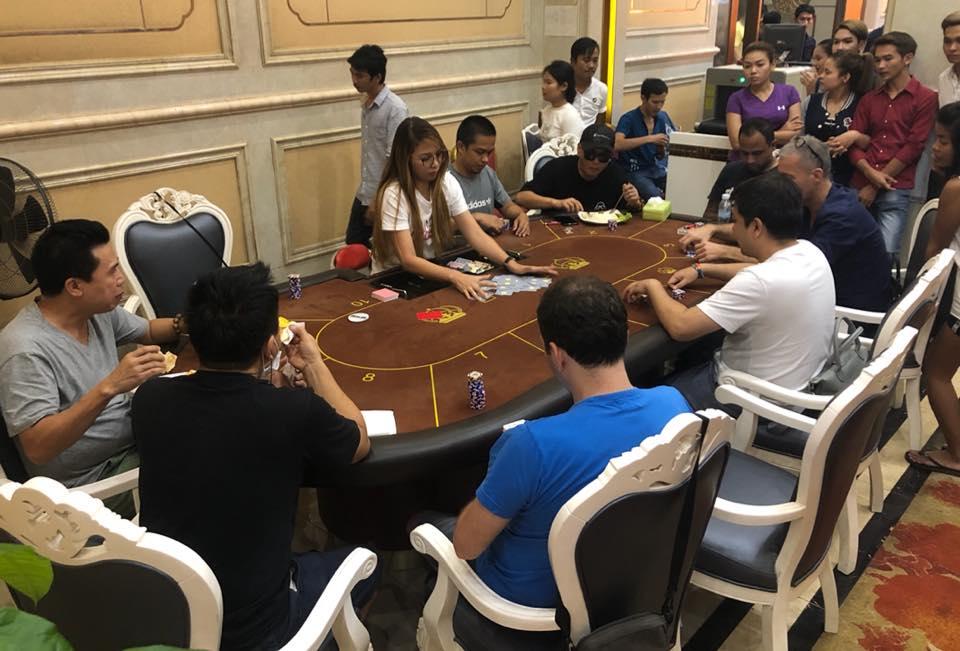 Oriental Pearl Poker