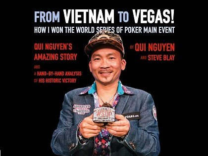 pokerboek From Vietnam to Vegas