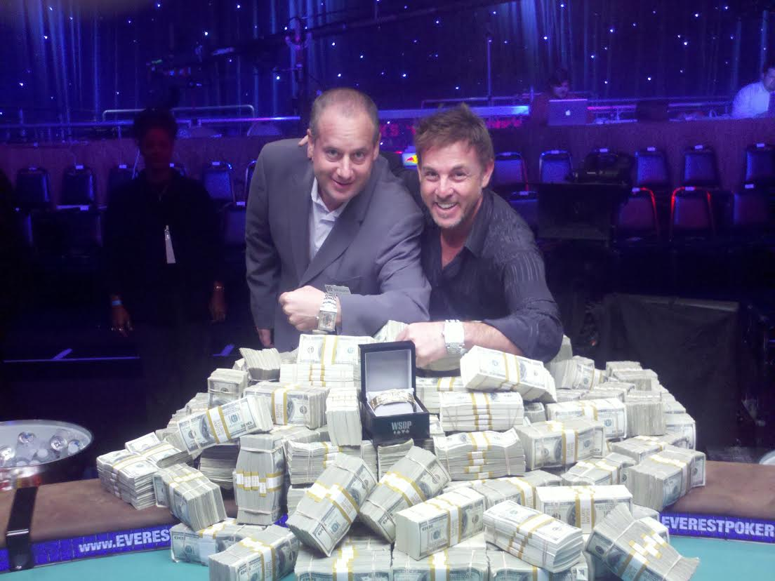 Some of the poker variants played at World Series of Poker