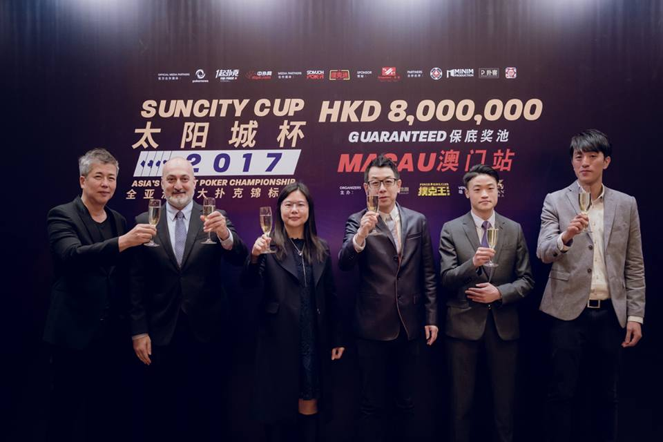 Poker King Club Opening Ceremony - Photo PKC