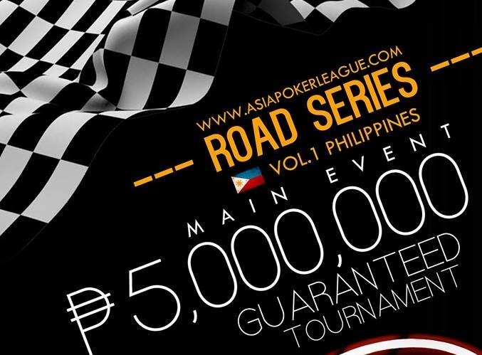APL Road Series Vol.1 Philippines – Official Schedule