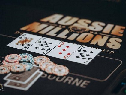 Crown Aussie Millions Main Event