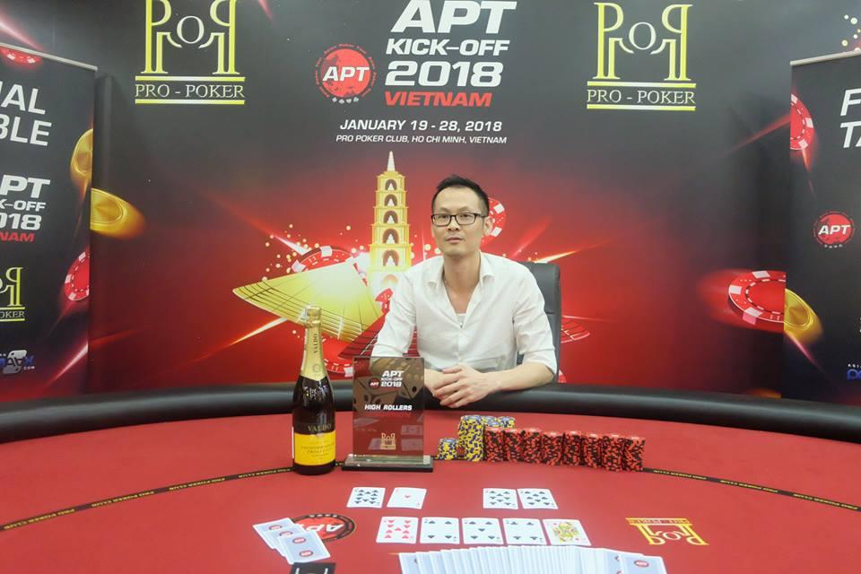 Vin Huynh - Photo APT