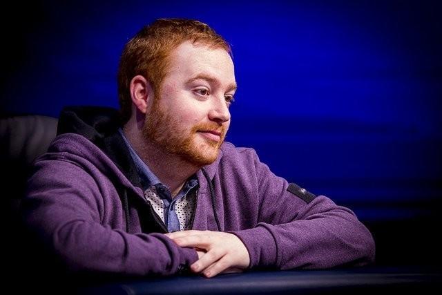 Niall Farrell - Photo WSOP.com