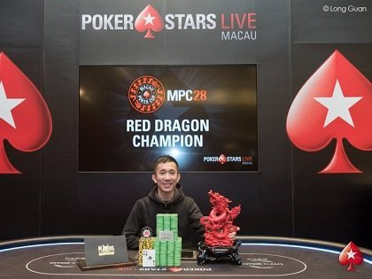 MPC 28: Yifan Zheng captures the Red Dragon, Mikita Badziakouski and Sandhy Rafael Sitepu claim High Roller titles