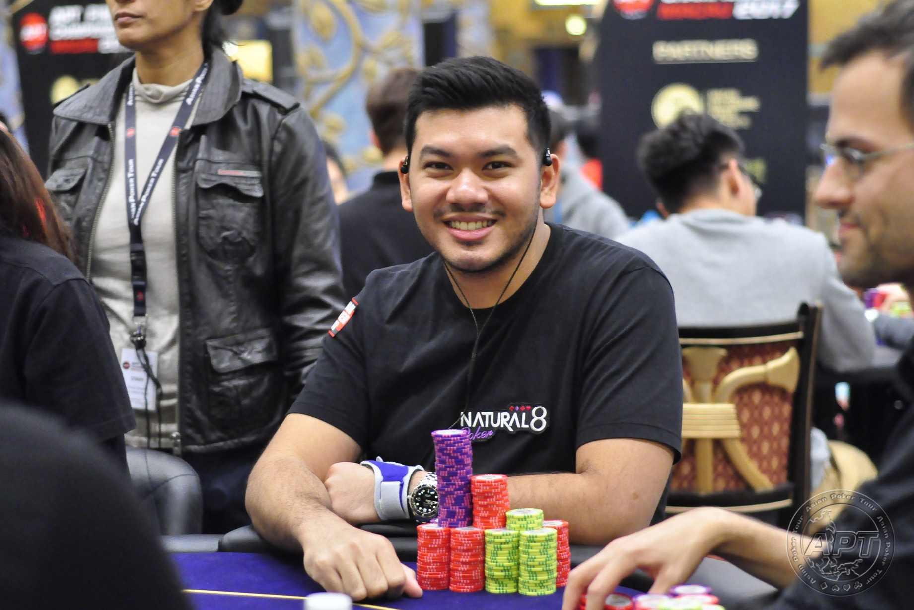 Michael Soyza - Photo Crown Poker