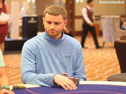 Former GPI #1, David Peters talks about the High roller poker circuit