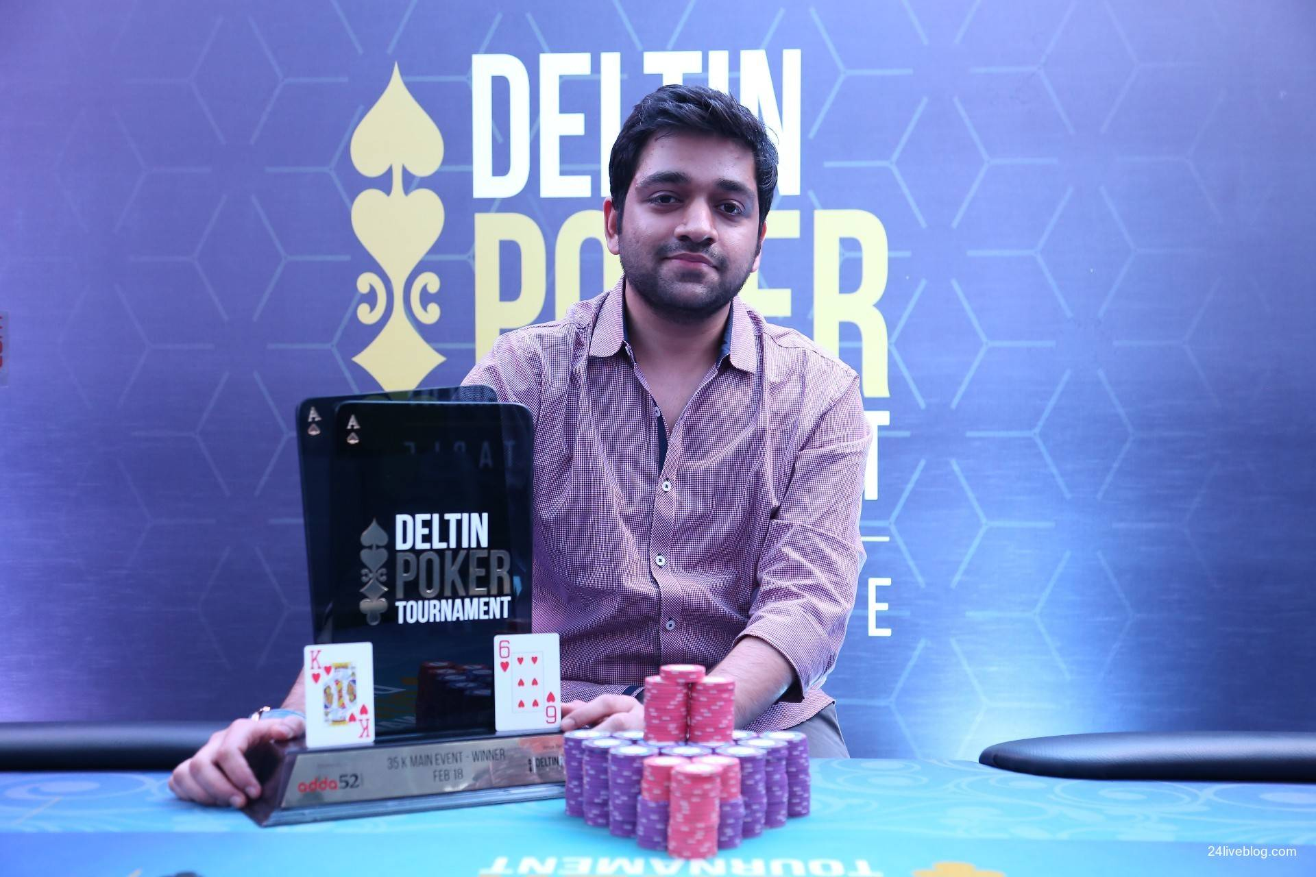 Deltin Poker Tournament: Dainik Mehta captures the Main Event; Alok Birewar wins High Rollers, Muskan Sethi in 5th