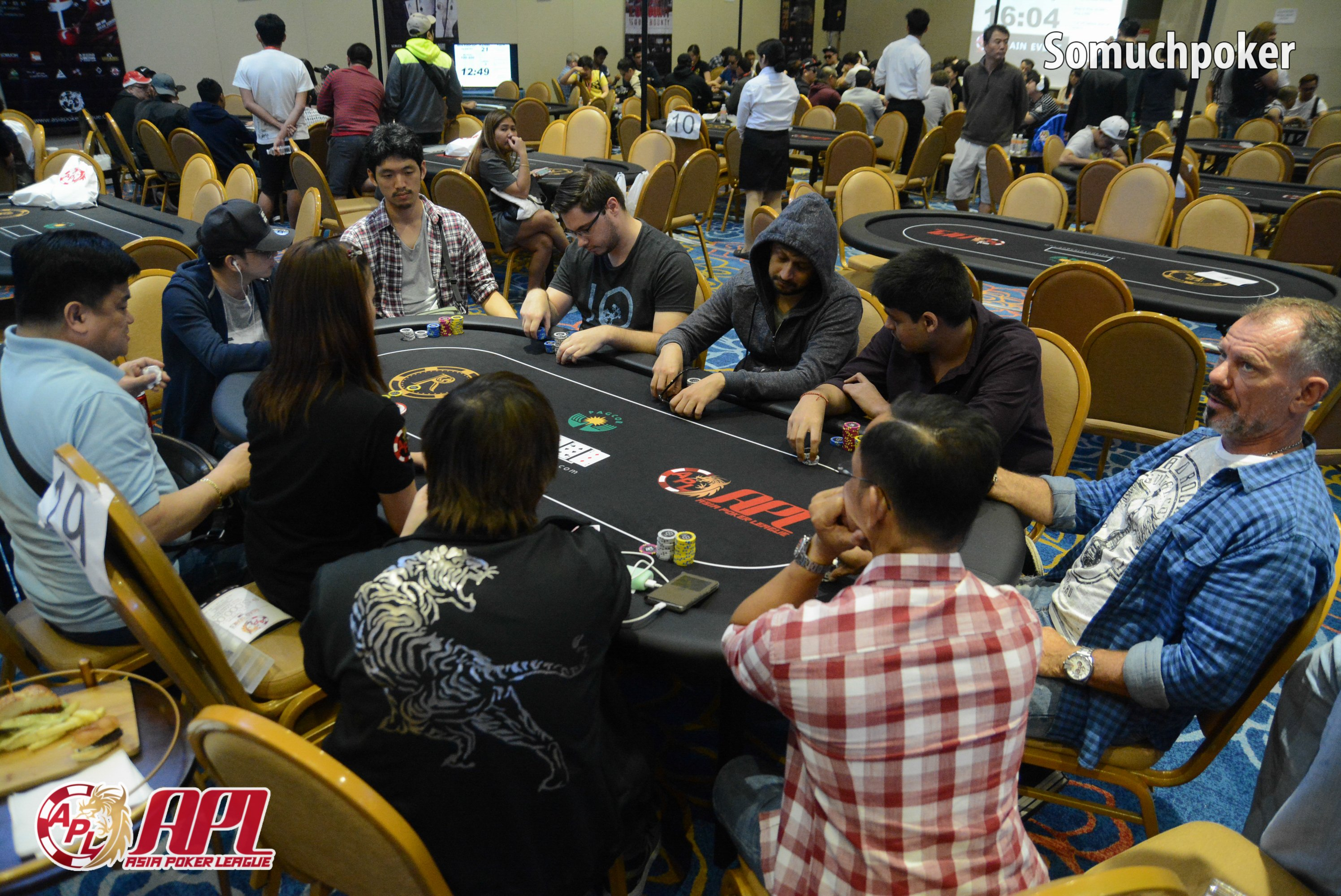 High Rollers Event