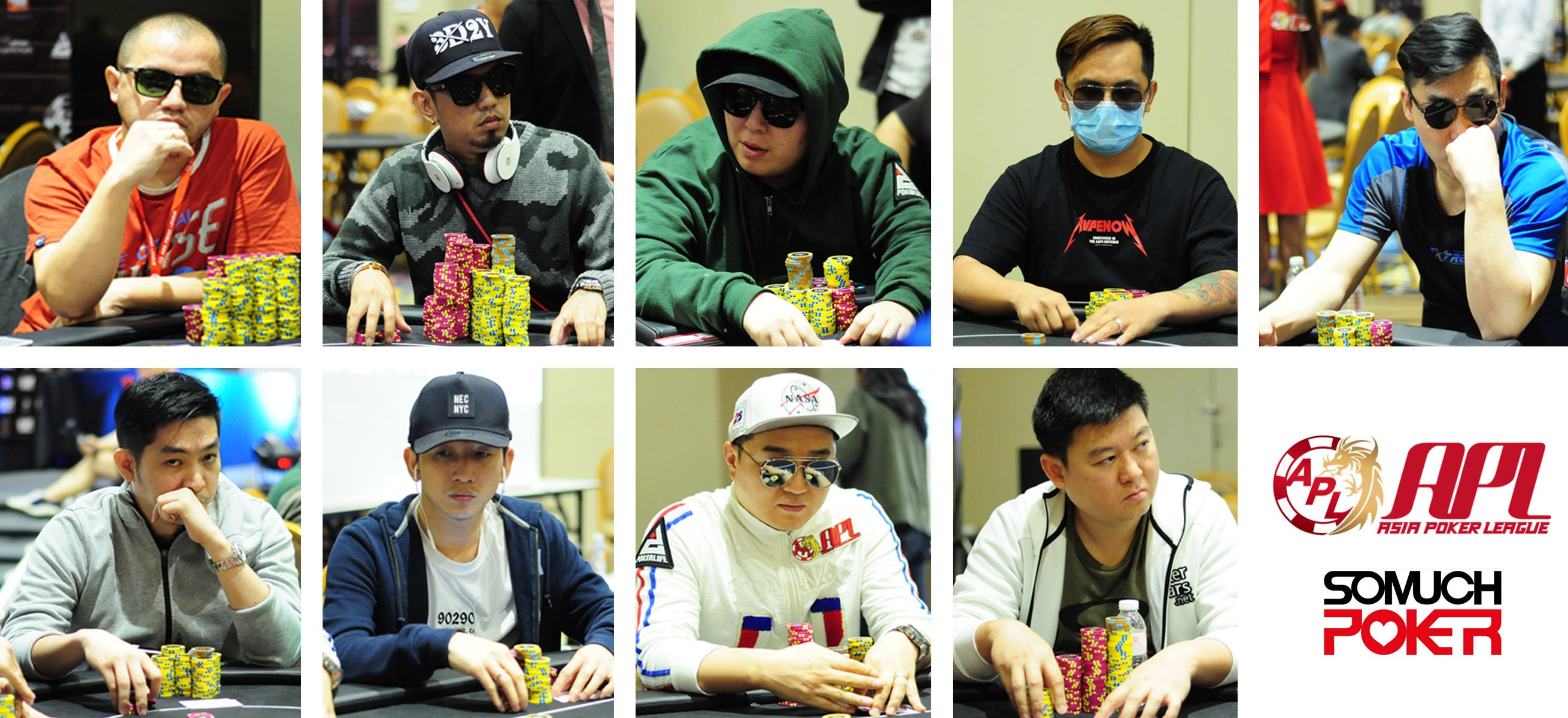 APL Road Series Main Event - Final 9