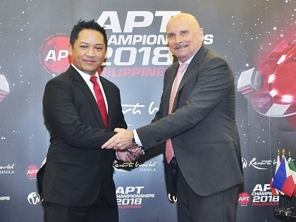 APT Philippines Championships: Lloyd Fontillas promoted to GM; APT Championships bid; John Zicheng Low wins the opener