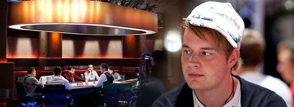 Mika Anttonen Suomi Poker Reg
