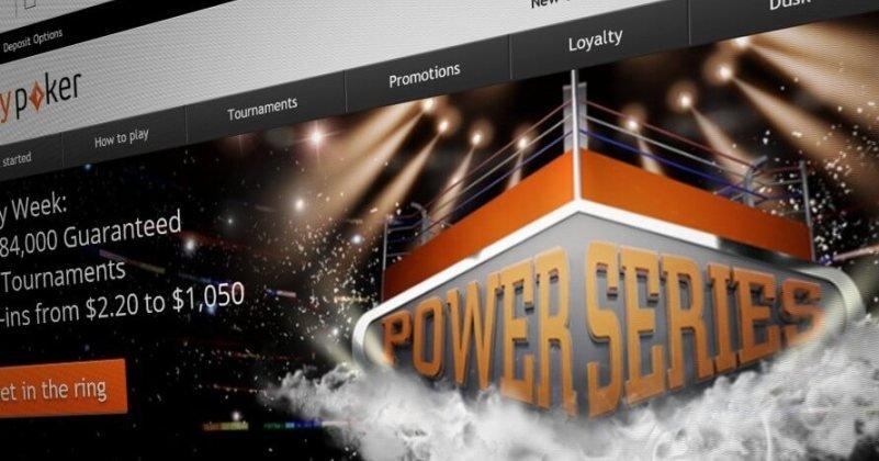 Partypoker Power Series Pro