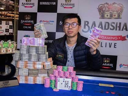 Aussie Briefs: Bobby Zhang takes down India; Crown Poker Championship in a week; Sydney Championships A$2.25 Million GTD announced