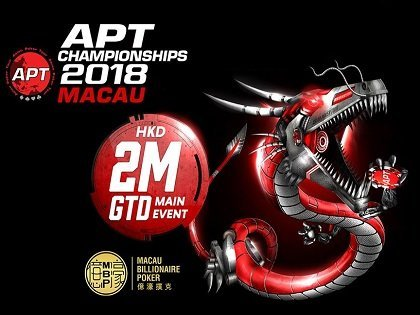 Asian Poker Tour brings the Championships back to Macau at the end of April