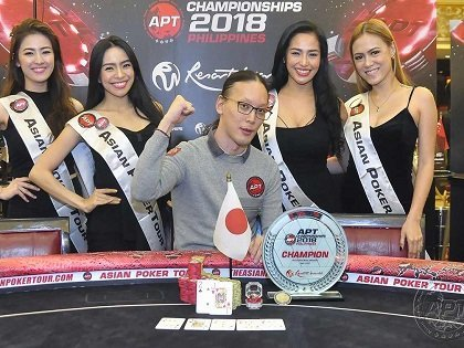 APT Philippines Championships: Iori Yogo seizes the Championships Event title; Lester Edoc wins the APT Player of the Series