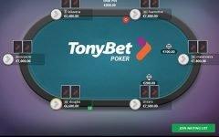 Tony bet