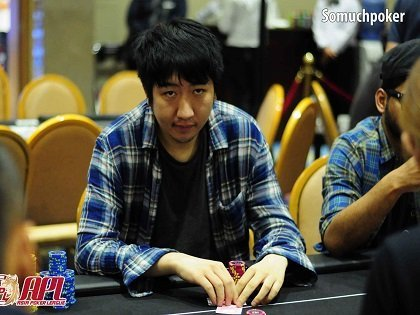Xing Biao Zhu: Chatting with a Rising Chinese Poker Pro