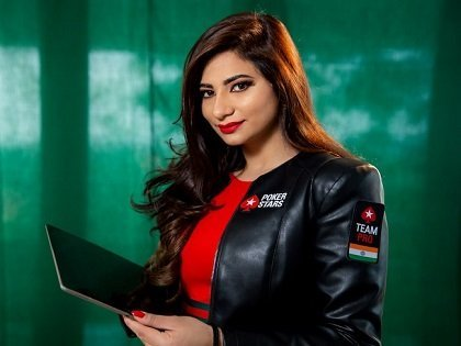 Muskan Sethi officially joins PokerStars Team Pro hours before the launch of PokerStars India